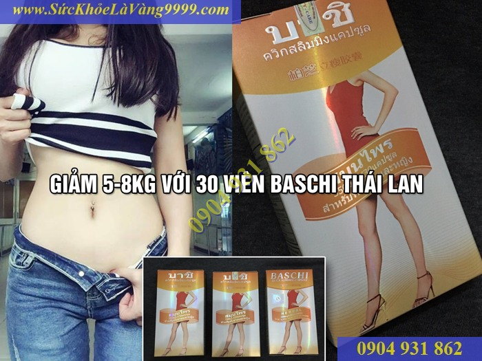 BASCHI-Bí quyết giảm cân nhanh chóng, an toàn và hiệu quả cho nam nữ - 8