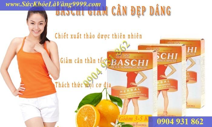 BASCHI-Bí quyết giảm cân nhanh chóng, an toàn và hiệu quả cho nam nữ - 10