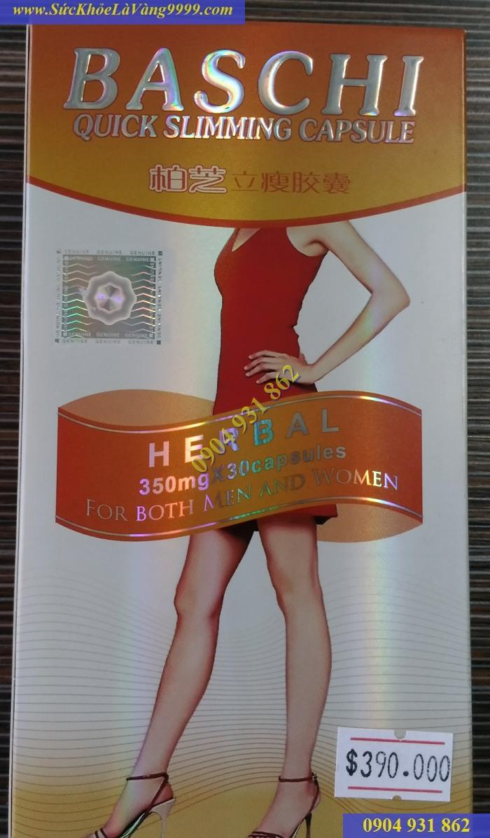 BASCHI-Bí quyết giảm cân nhanh chóng, an toàn và hiệu quả cho nam nữ
